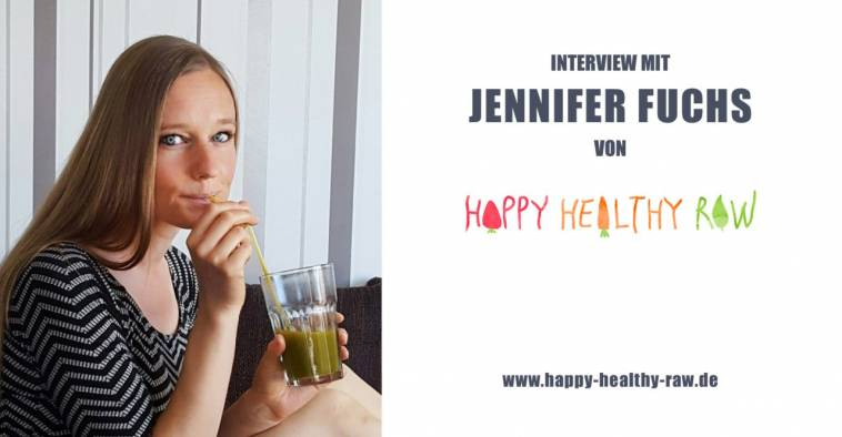 Jennifer Fuchs von Happy Healthy Raw