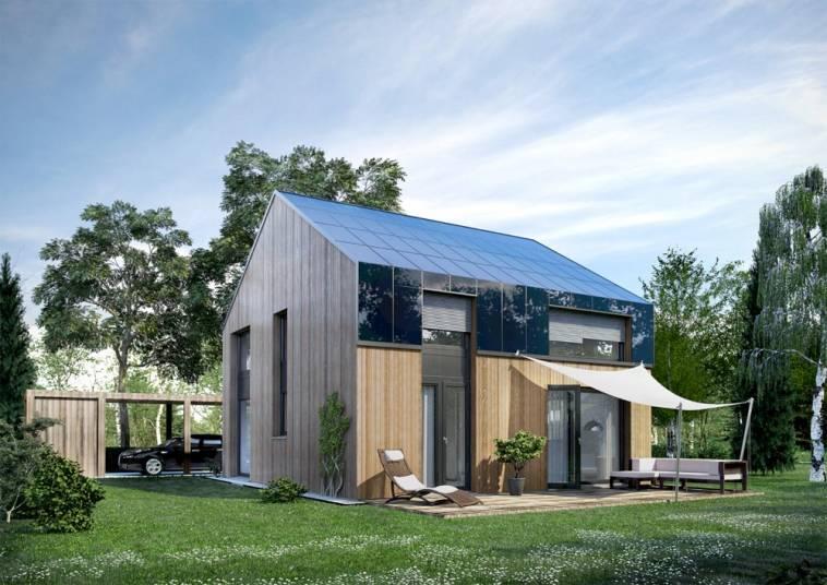 Wohnen im minihaus minimalismus weiter gedacht ich for Haus minimalistisch