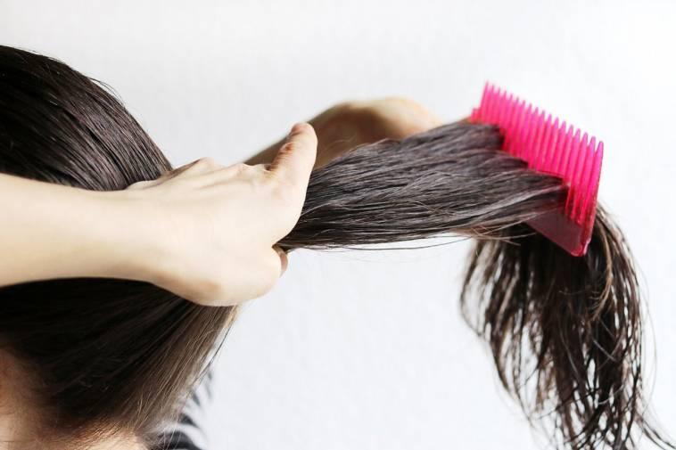 Haare waschen mit heilerde