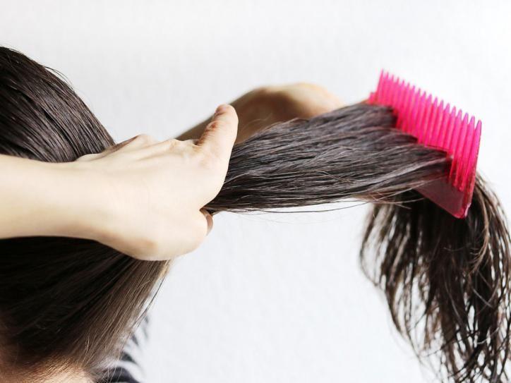 Haare Waschen Mit Einem Shampoo Ohne Tenside Vegan Roh Ich