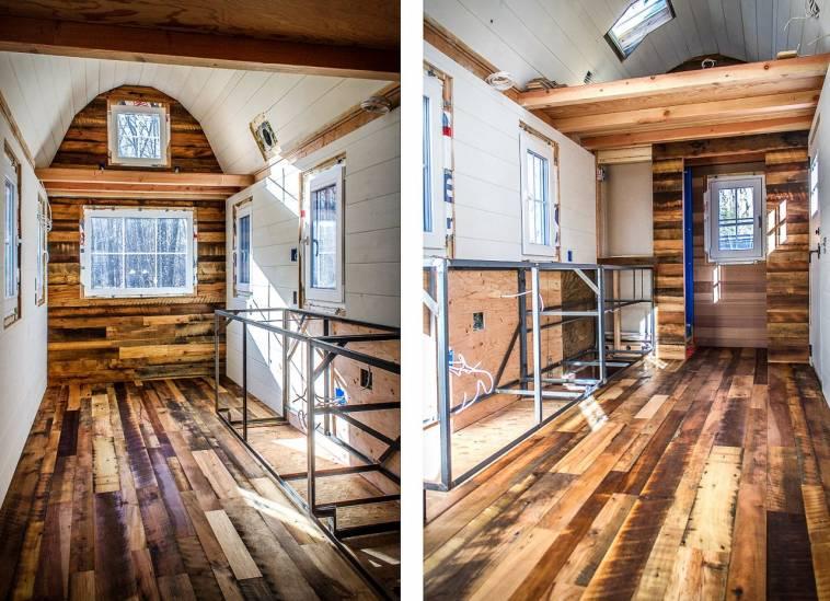 wohnen im minihaus selbstbau erfahrung und vorteile ich lebe gr n. Black Bedroom Furniture Sets. Home Design Ideas