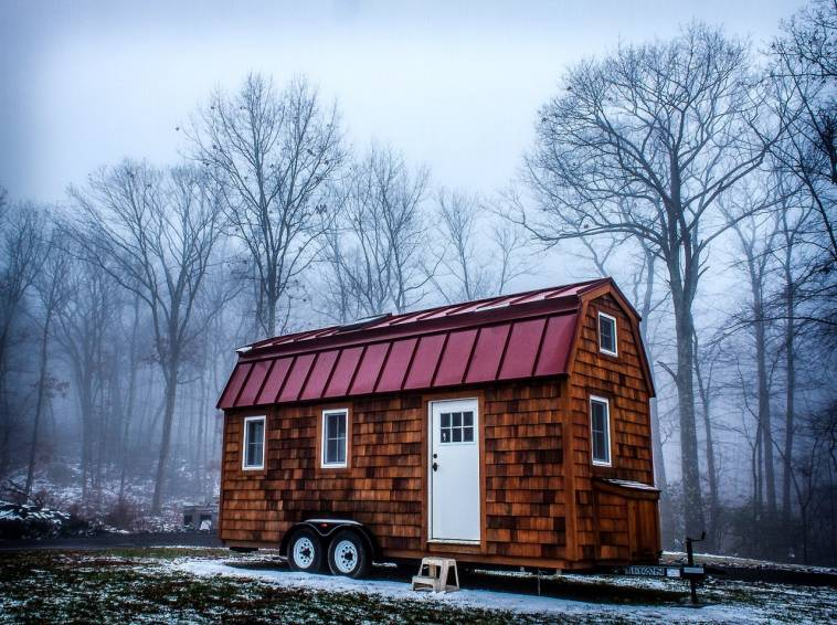 Wohnen Im Minihaus Selbstbau Erfahrung Und Vorteile Ich Lebe Grun