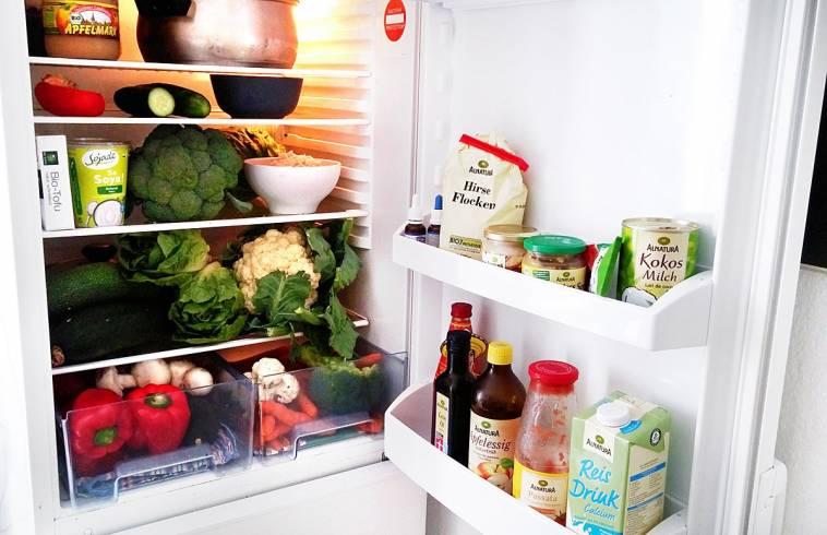 Kleiner Leichter Kühlschrank : Das ist in unserem kühlschrank vegane familie packt aus ich
