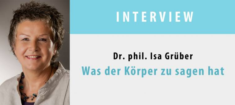 Interview mit Dr. phil. Isa Grüber