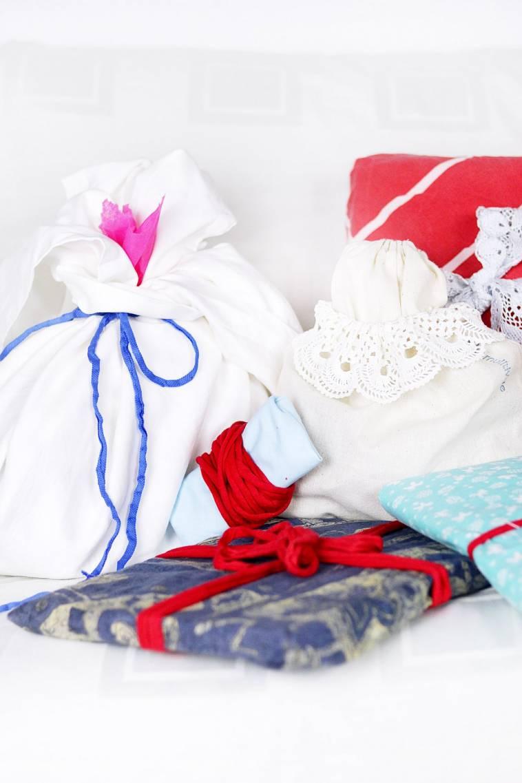 zero waste weihnachtsgeschenke verpacken mit stoff ich. Black Bedroom Furniture Sets. Home Design Ideas