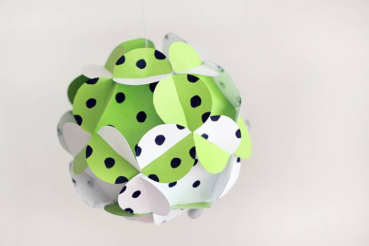 Verzauberkunst Baby Mobile Selber Basteln Anleitung Beste Wahl Do It Yourself: Papierkugeln Aus Papier Machen