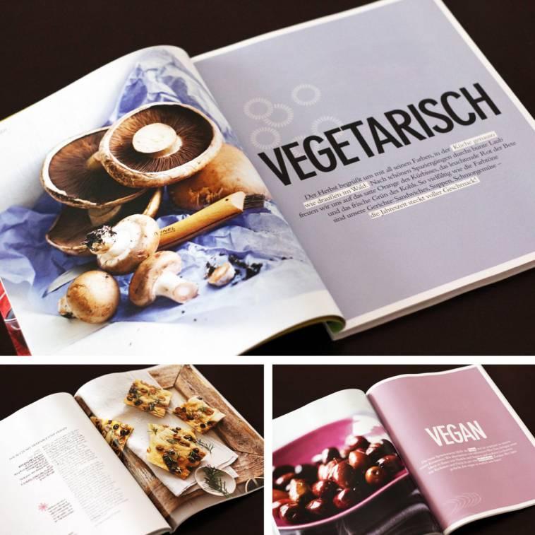 slowly veggie magazin mit veganen vegetarischen rezepten ich lebe gr n. Black Bedroom Furniture Sets. Home Design Ideas