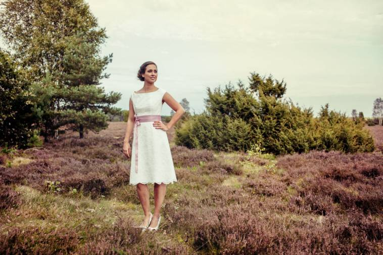 Nachhaltige & vegane Brautkleider für die Hochzeit - ich lebe grün!
