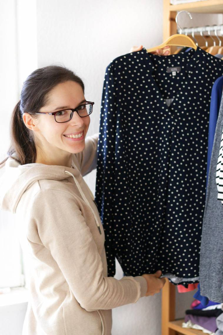 Fair Fashion auf der Haut: Bluse